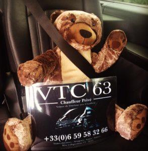 La mascotte VTC63